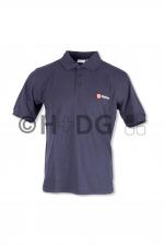 Malteser Poloshirt, dunkelblau