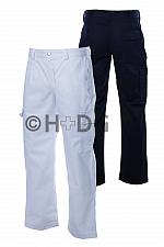 Damen-Einsatzhose (325 g/m²) marineblau oder weiß