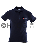 Malteser SSD-Damen-/Mädchen-Poloshirt, dunkelblau
