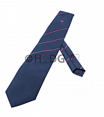 RK-Krawatte, dunkelblau normal- oder extralang