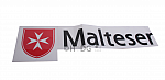 Malteser-Fahrzeugbeschriftung Typ A - H reflektierend oder nicht reflektierend