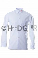 DRK-Olymp-Businesshemd Luxor (modern fit) weiß, 1/1-Arm oder 1/2-Arm