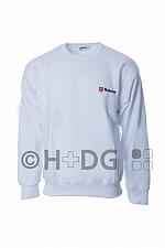Malteser Sweatshirt, weiß