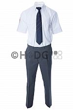 Herren-Diensthose, grau
