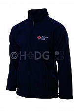 DRK-Softshelljacke Regatta, navy
