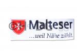 Malteser-Fahrzeugbeschriftung mit oder ohne Claim reflektierend oder nicht reflektierend