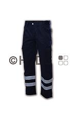 Damen-Einsatzhose marineblau (325 g/m²) mit Handytasche