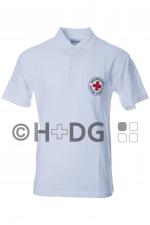 BRK-Poloshirt 'Rettungsdienst Bayern', weiß