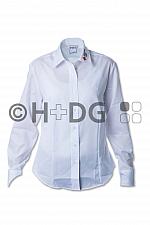 DRK-Olymp-Businessbluse 'Tendenz', weiß, 1/1-Arm oder 1/2-Arm