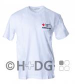BRK-T-Shirt, weiß BRK-Bereitschaften