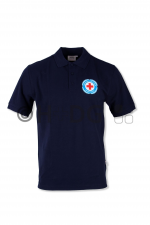 DRK-WW-Poloshirt, Damen, tinte