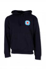 DRK-WW-Kapuzen-Sweatshirt, navy