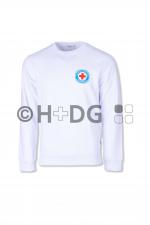 BRK-WW-Sweatshirt, weiß