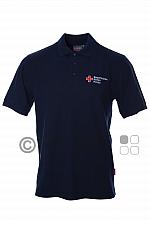BRK-Herren-Poloshirt, tinte, mit Kompaktlogostick auf Brust