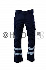 COMFORT-Stretchhose, marineblau