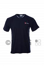 Malteser T-Shirt, dunkelblau