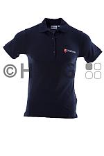 Malteser SSD-Poloshirt, dunkelblau