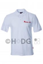 JUH-Poloshirt, weiß