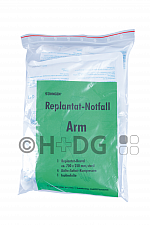 Replantat Notfallset 'Arm'
