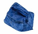 Einmaldecke blau