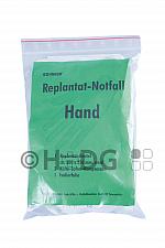 Replantat Notfallset 'Hand'